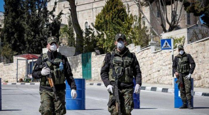 نابلس: تشديد العقوبات على مخالفي الاجراءات الصحية الخاصة بكورونا