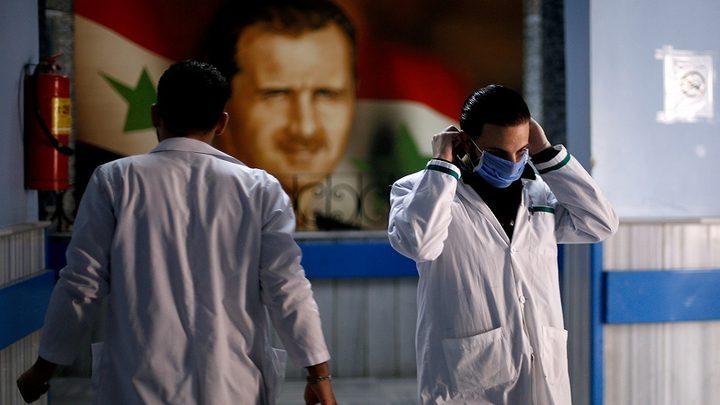 تسجيل 3 وفيات و44 اصابة جديدة بفيروس كورونا في سوريا
