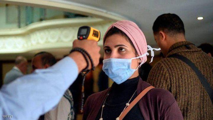 19 حالة وفاة و113 اصابة جديدة بفيروس كورونا في مصر