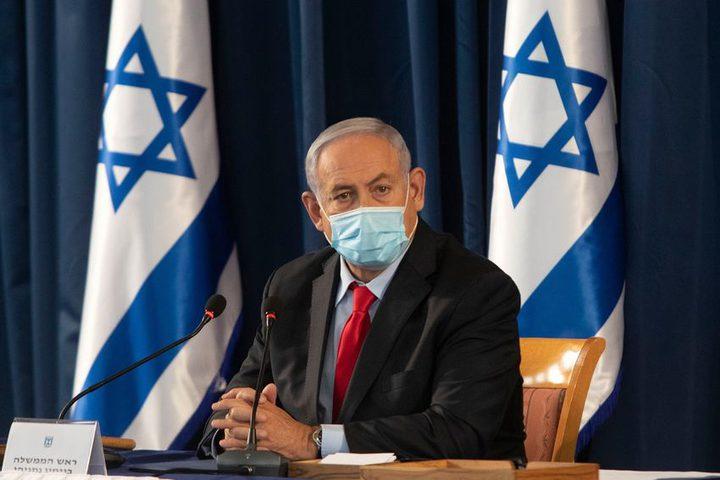 """نتنياهو يطالب بإغلاق شامل للحد من انتشار """"فيروس كورونا"""""""