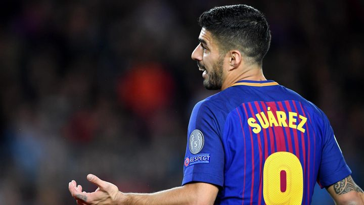 سواريز يرفض عرضا جديدا للرحيل عن برشلونة