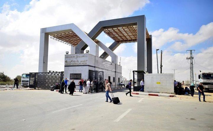 سفارة فلسطين بمصر: فتح معبر رفح بالاتجاهين من الأحد حتى الثلاثاء