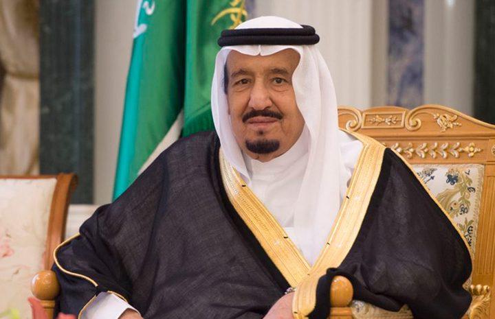 العاهل السعودي يؤكد تمسك بلاده بمبادة السلام العربية