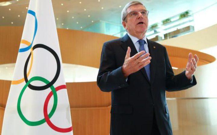 توماس باخ:من الممكن إقامة الأحداث الرياضية بدون لقاحات