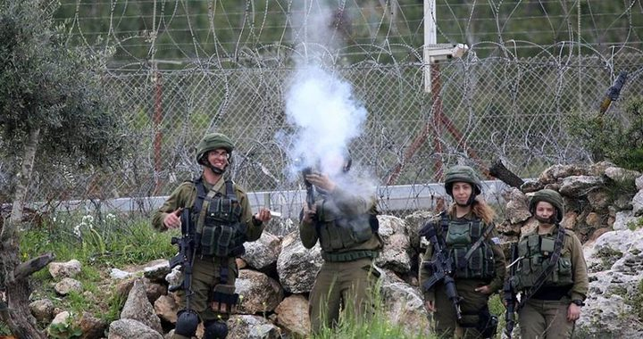 الاحتلال يصيب شابا بالرصاص الحي خلال مواجهات في اريحا
