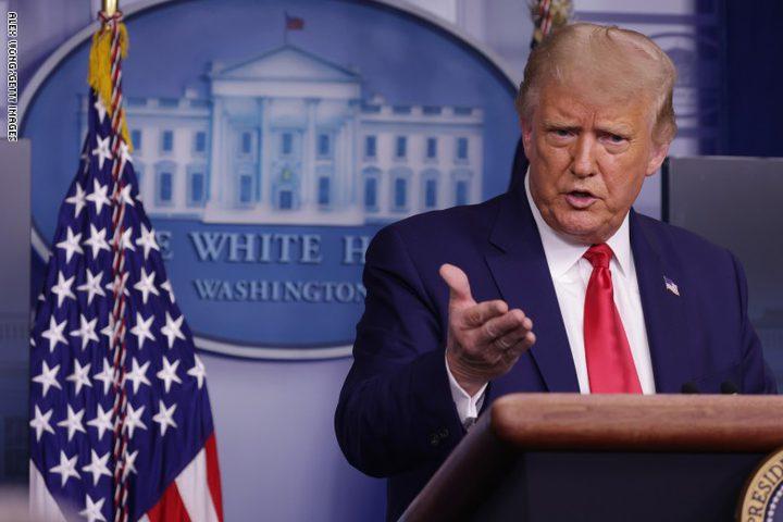 ترامب يرفض التعهد بنقل سلمي للسلطة في حال خسر الانتخابات