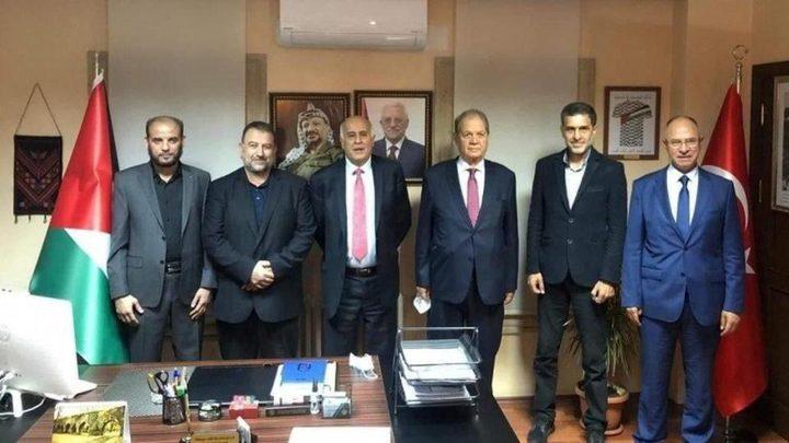 حماس: موقفنا من المصالحة عدم الرجوع للخلف والأجواء بتركيا ايجابية