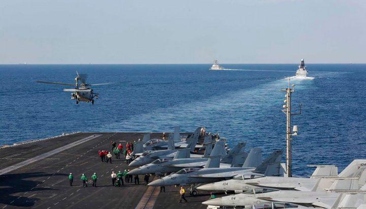 ايران:  إنشاء قاعدة عسكرية بحرية جديدة شرق مضيق هرمز