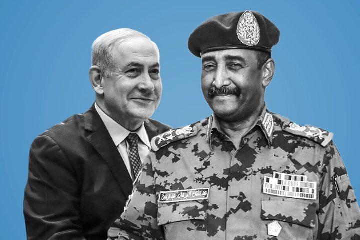 تقرير: السودان ستطبع علاقاتها مع الاحتلال خلال اليومين القادمين