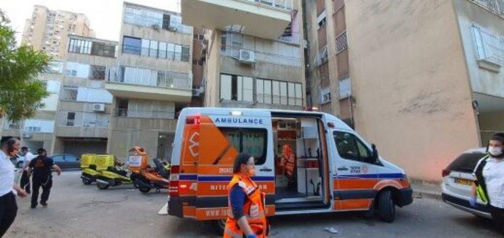حيفا: وفاة سيدة إثر سقوطها من شرفة منزلها
