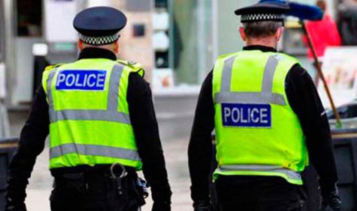 مقتل شرطي رميا بالرصاص في لندن