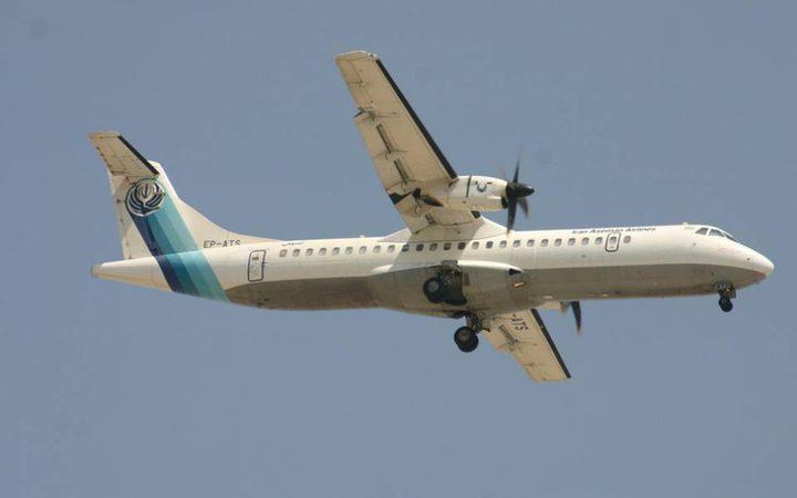 اصابة مدرب طيران وطالب اثر سقوط طائرة تدريب شمال غرب طهران