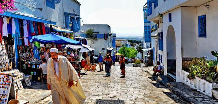 انهيار السياحة في تونس بسبب تفشي فيروس كورونا