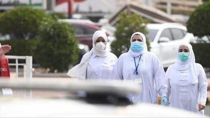 وفاة و67 إصابة جديدة بفيروس كورونا في قطاع غزة