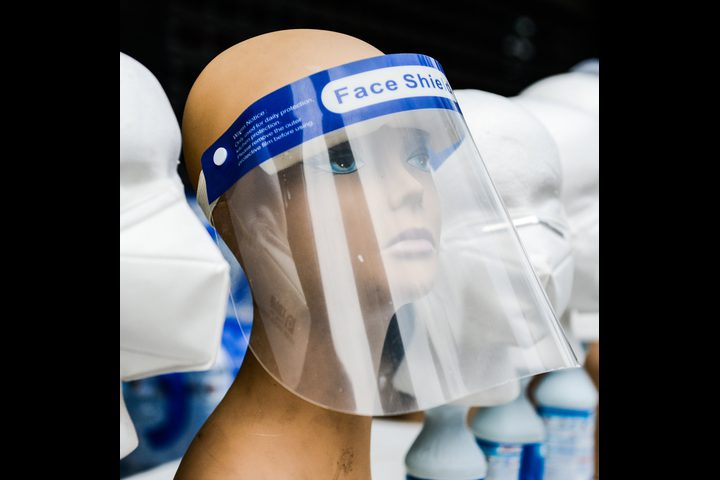 دراسة: قناع الوجه البلاستيكي لا يحمي من عدوى  كورونا على الإطلاق
