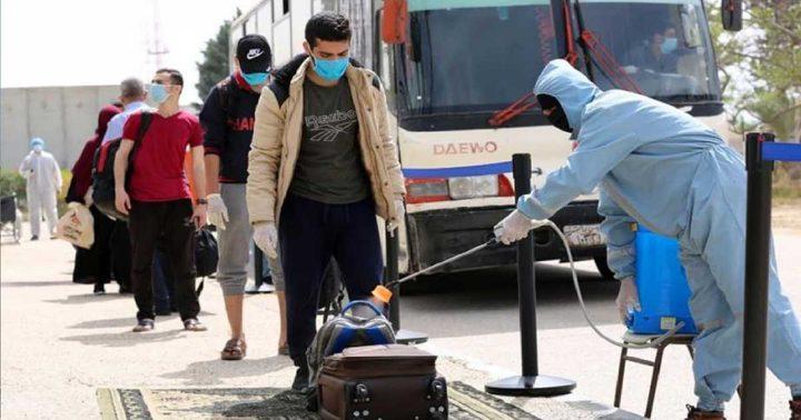 الخارجية: إجلاء الأعداد المتبقية من العالقين إلى قطاع غزة غدا