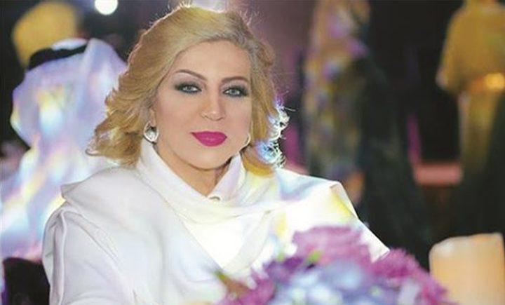 الفنانة فخرية خميس تعلن شفاءها من فيروس كورونا