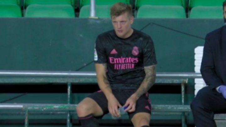 ريال مدريد يكشف طبيعة إصابة كروس