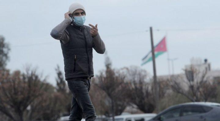 الأردن: 6 وفيات و734 إصابة جديدة بفيروس كورونا