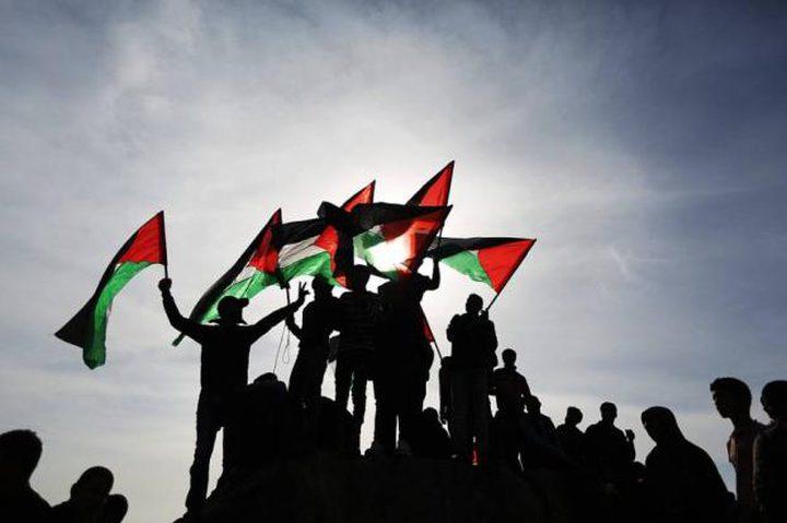 إحياء ذكرى انتفاضة الأقصى في رام الله