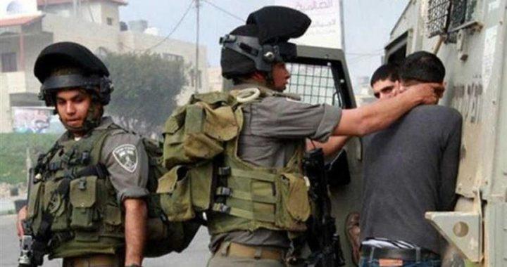 (122) ألف حالة اعتقال خلال سنوات الانتفاضة الثانية
