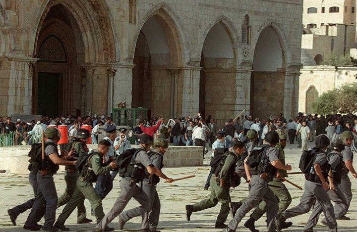 حماس والجهاد تؤكدان المقاومة في ذكرى اندلاع انتفاضة الأقصى