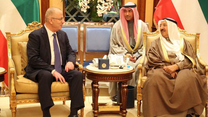 د. الحمدالله يبرق بالتعازي لشعب الكويت بوفاة الأمير صباح الصباح
