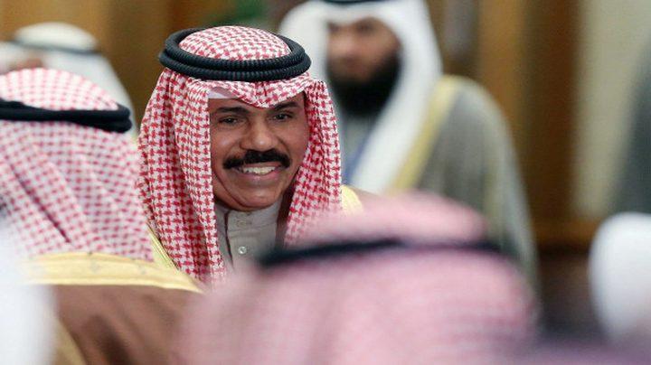 مجلس الوزراء الكويتي يناديبولي العهد الشيخ نواف أميرا للبلاد