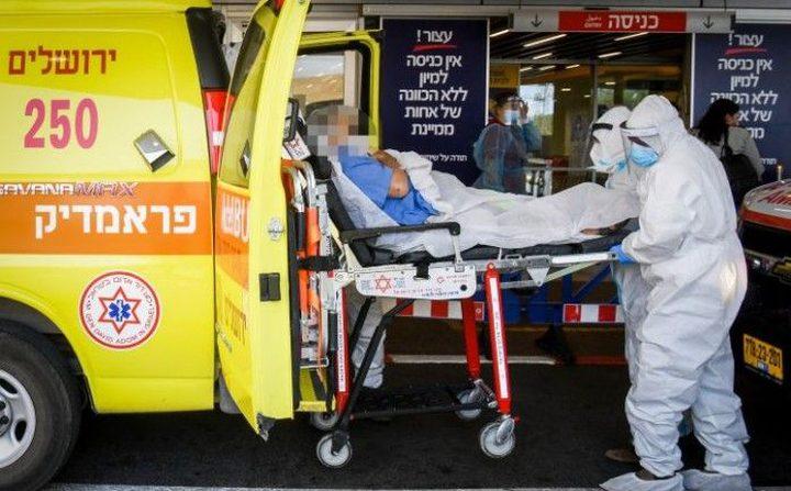 4949 إصابة جديدة بكورونا خلال 24 ساعة الاخيرة في دولة الاحتلال