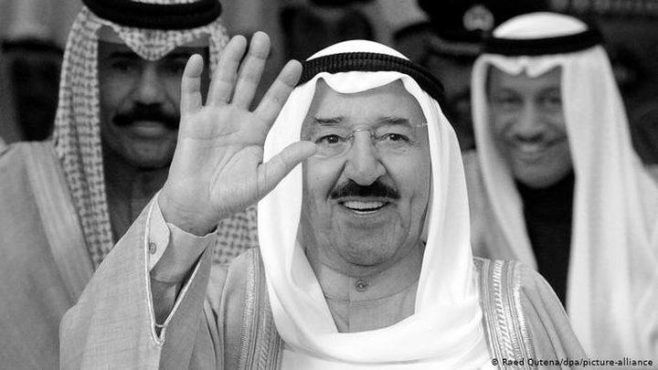 الكويت: جثمان الأمير الراحل يصل اليوم والعزاء مقتصر على أقاربه