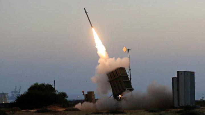 الاحتلال يدعم الجيش الأميركي بأول بطارية لمنظومة القبة الحديدية