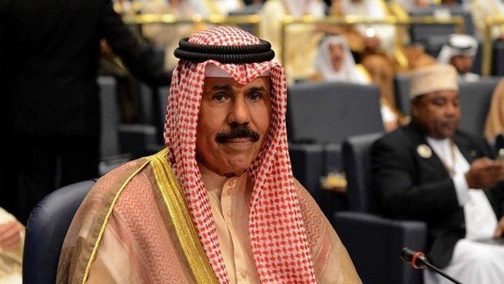 نواف الأحمد الصباح يؤدي اليمين الدستورية أميرًا للكويت