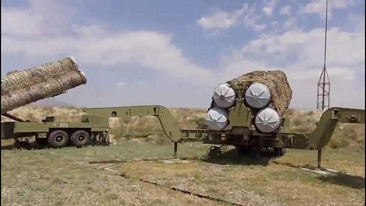 """أذربيجان تعلن تدمير منظومة صواريخ """"إس-300"""" تابعة للقوات الأرمينية"""