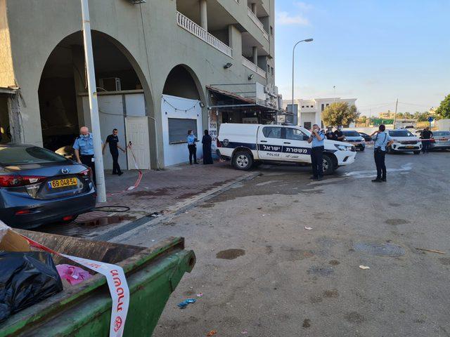 مصرع شاب في جريمة اطلاق نار في مدينة الطيرة