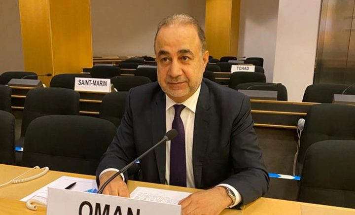عُمان: إنهاء الاحتلال هو السبيل لتحقيق سلام عادل