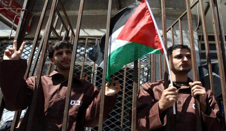 """الأسرى يستأنفون خطواتهم الاحتجاجية المتعلقة بقضية """"الكانتينا"""""""