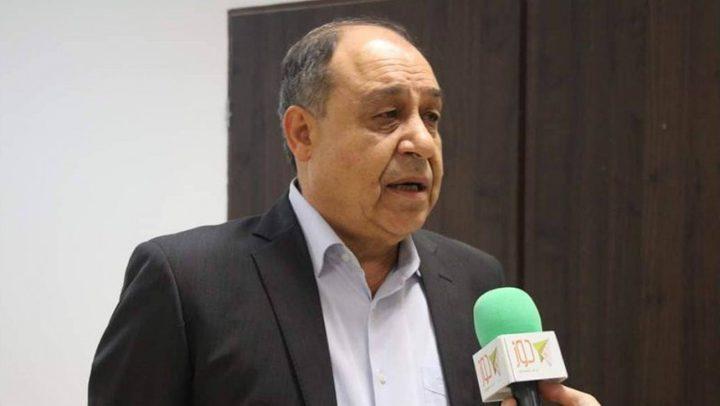 """الأتيرة:تعافي محافظ نابلس إبراهيم رمضان من إصابته بـ""""كورونا"""""""
