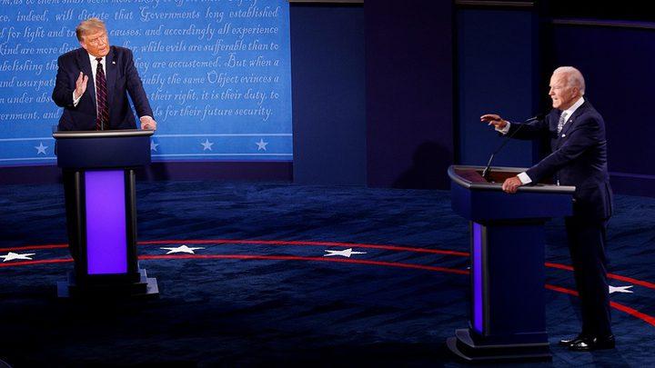 ما مدى صحة إدعاءات ترامب وبايدن في أول مناظرة تلفزيونية لهم