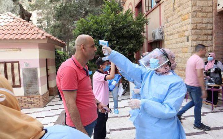 مصر: 16حالة وفاة و 119 اصابة جديدة بفيروس كورونا