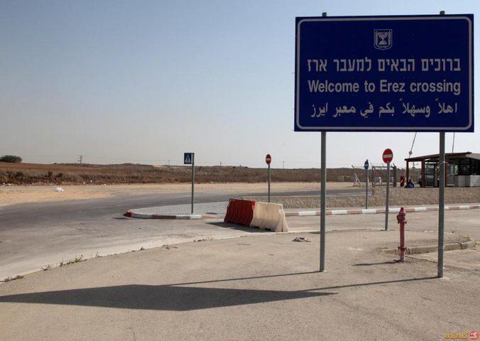 الاحتلال يعلن اغلاق المعابر مع الضفة وغزة