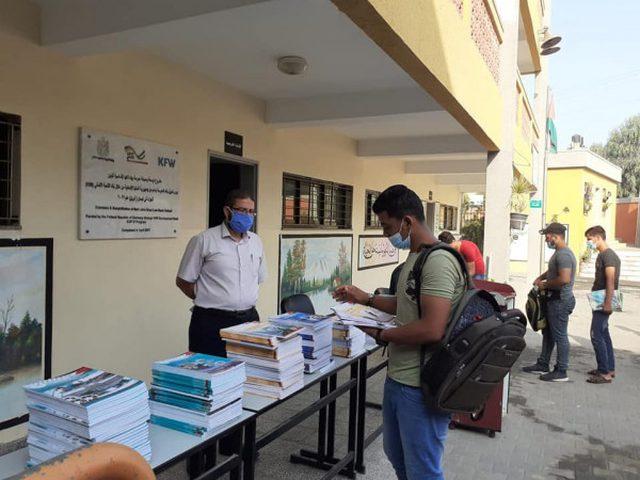 تعليم غزة تصدر بيانًاً بشأن استئناف العام الدراسي لطلبة الثانوية