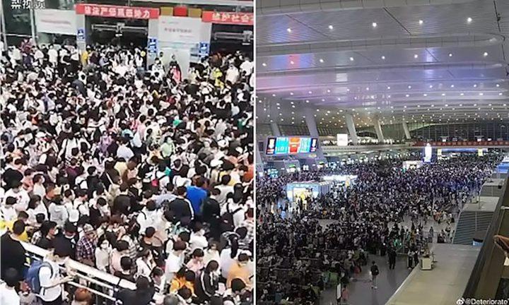 تحذيرات: الصينيون يتعاملون كما لو أن كورونا قد انتهى من العالم !