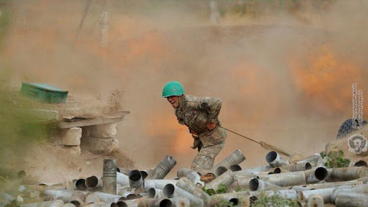 وزارة الدفاع الأرمنية تؤكد استمرار المعارك في قره باغ