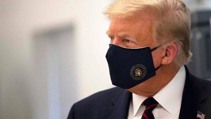 بعد إصابته بفيروس كورونا...ترامب ضمن فئة عالية المخاطر