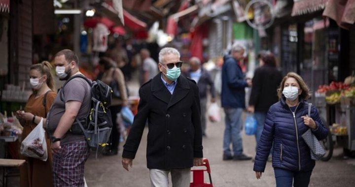 3,760 إصابة جديدة بفيروس كورونا في دولة الاحتلال