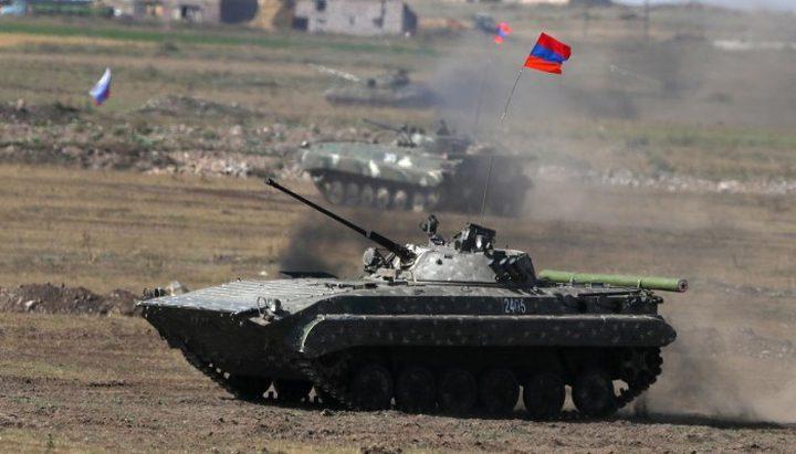 الجيش الأذربيجاني يدمر عددا كبيرا من المدرعات الأرمينية