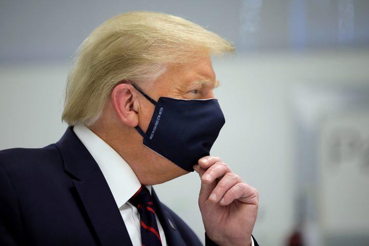 طبيب ترامب يكشف عن وضعه الصحي