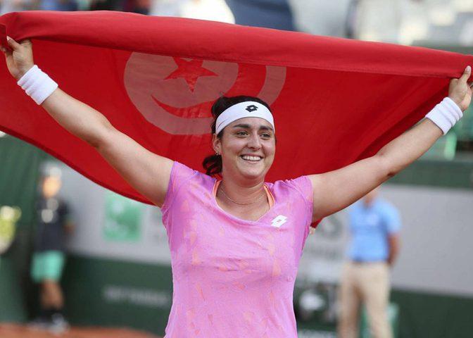 التونسية أنس جابر تحقق انجاز تاريخي في بطولة فرنسا المفتوحة للتنس