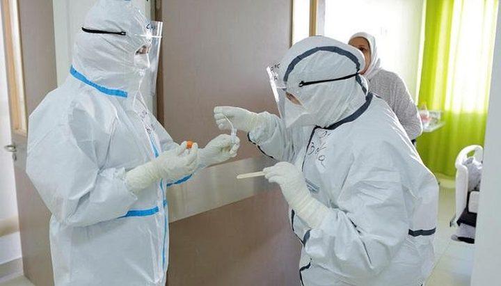 غزة: تسجيل 56 اصابة جديدة بفيروس كورونا و76 حالة شفاء
