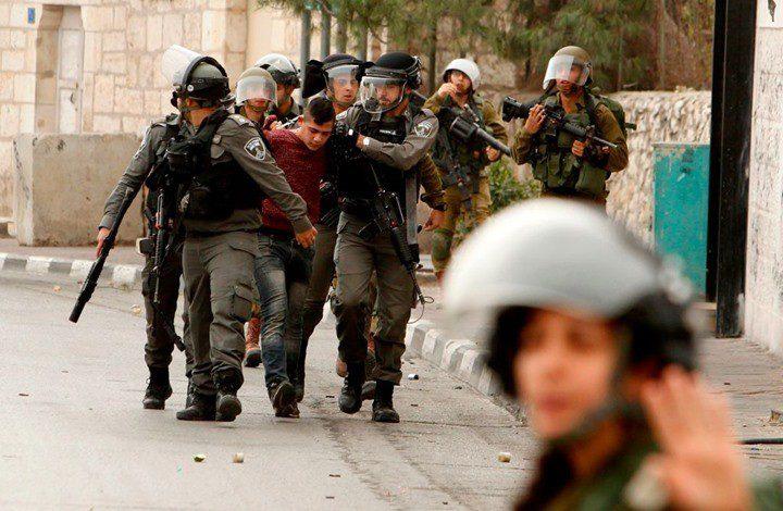 قوات الاحتلال تعتقل طفلين من  مخيم شعفاط